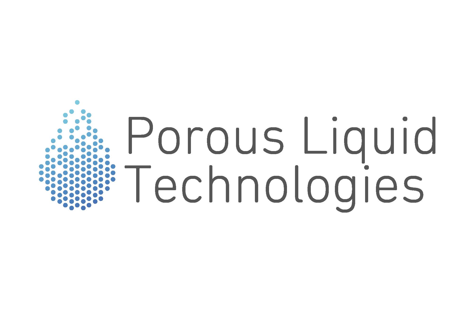 Porous Liquid Technologies